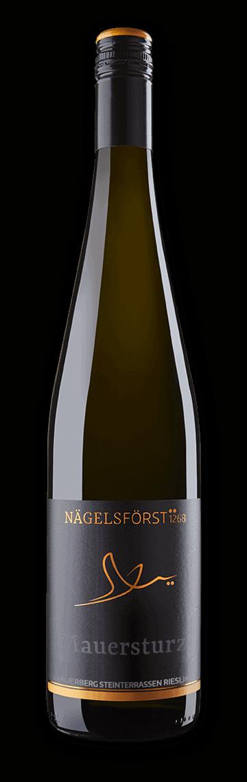 MAUERSTURZ Riesling, Mauerberg, Steinterrassen, 2016 – dry, Lasting Masterpieces – Single vineyard cru