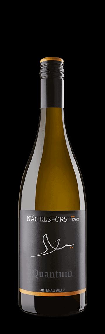 QUANTUM white, 2016 – dry, Pure Pleasures of the Senses – Estate wine