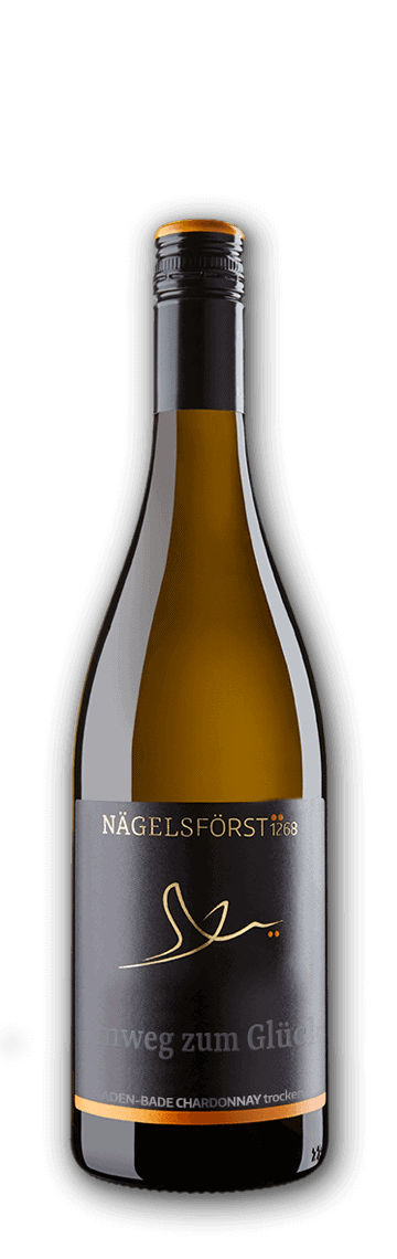 UMWEG ZUM GLÜCK Chardonnay, Baden-Baden, 2016 – trocken