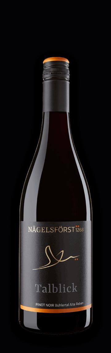 TALBLICK Pinot Noir, Bühlertal Alte Reben, 2015 – dry, Delicate Temptations – Village wine
