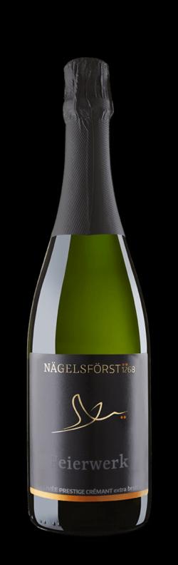 FEIERWERK Crémant Baden, Cuvée Prestige, 2016 – extra brut
