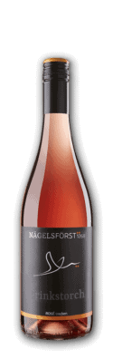 TRINKSTORCH Rosé blend, 2017 – dry, Pure Pleasures of the Senses – Estate wine