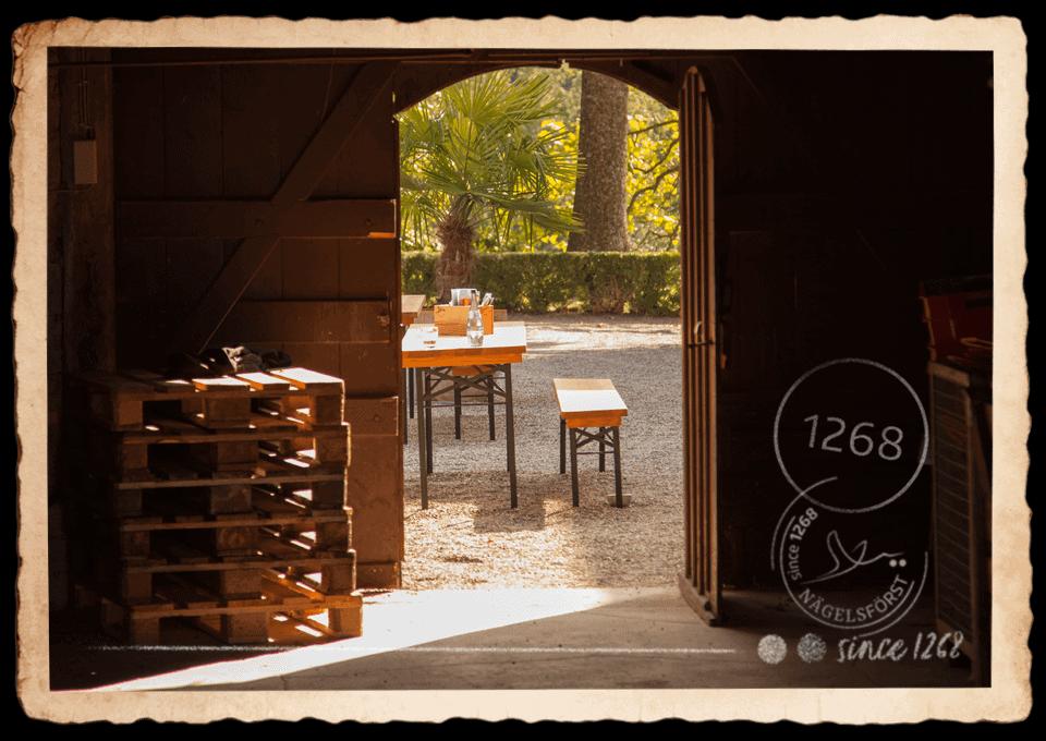 Träume trinken. Zeit erleben. Weingut Nägelsförst – since 1268, Baden-Baden