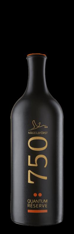 Nägelsförst, Quantum Réserve 750 - 2015 Rotwein Cuvée in der Tonflasche, trocken