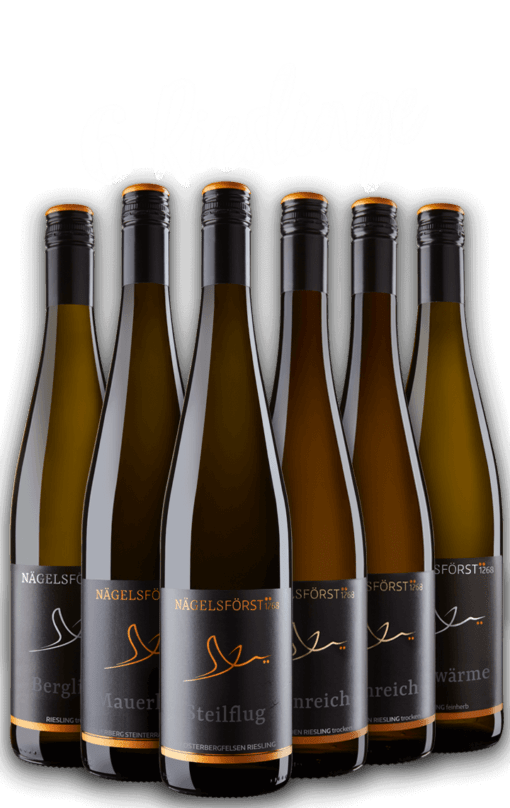 Nägelsförst -  Discover our Rieslings