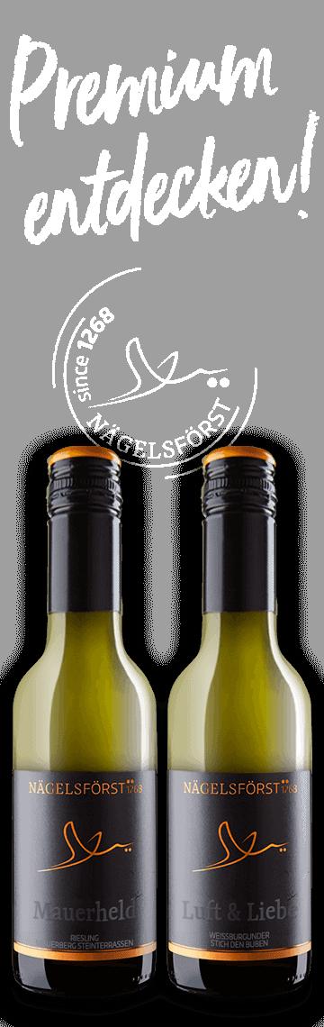 Weingut NÄGELSFÖRST - Sonderaktion