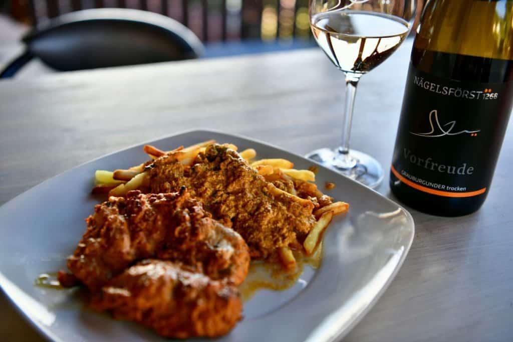 Entdecken Sie Chicken Grill Masala mit unserer VORFREUDE!